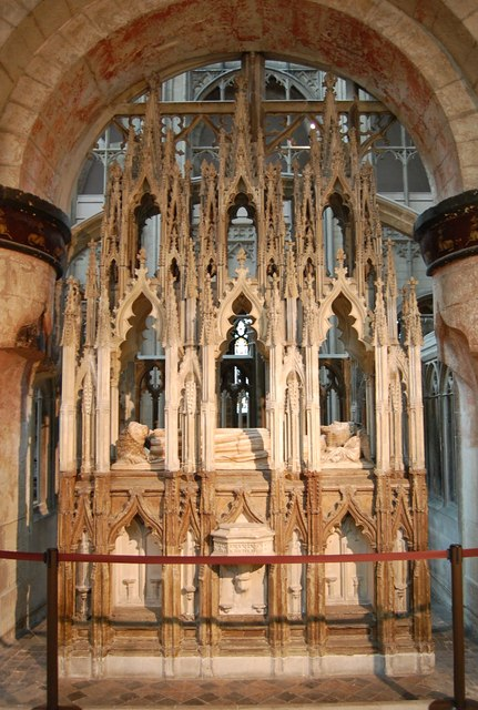 Tomb of King Edward II, Gloucester Cathedral