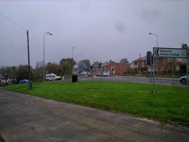 Crossroads on the A167