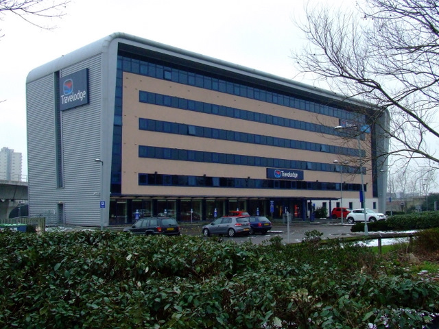 London City Airport Travelodge