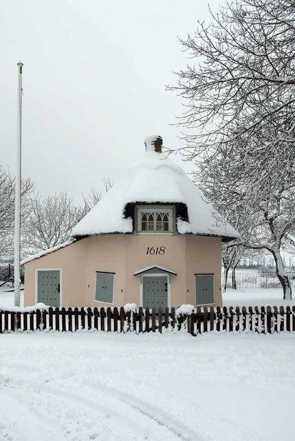 A Cool Dutch Cottage