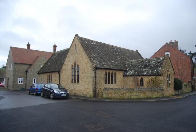 Former school buildings, Pymore