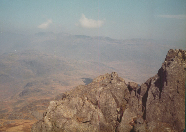 Summit of Harter Fell