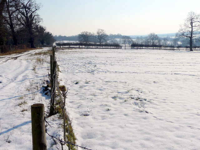 Farmland, Botany Bay, The Ridgeway, Enfield