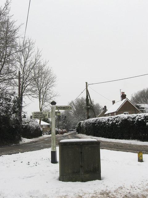 Burgh Hill Road