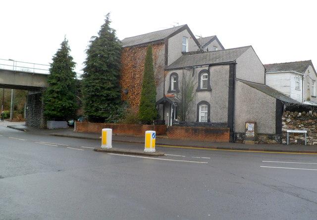 House near the Maindee Triangle, Newport