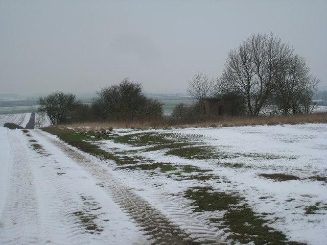 Remains of RAF Ingham