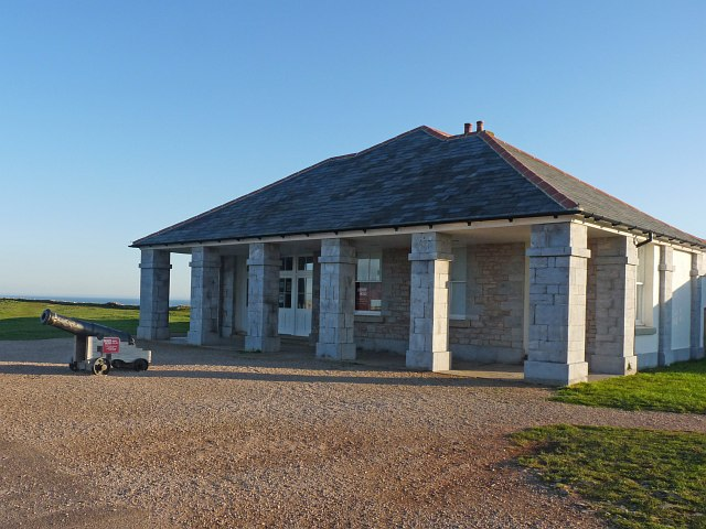 Former Guard House, Berry Head
