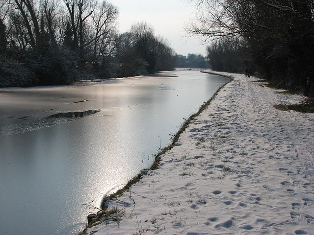 Thin ice on the Cam