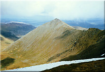 NY3415 : Catstye Cam and Swirral Edge by Stephen Craven