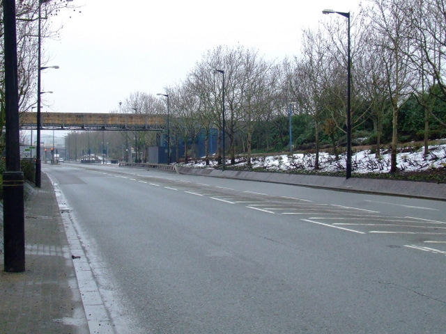 North Woolwich Road