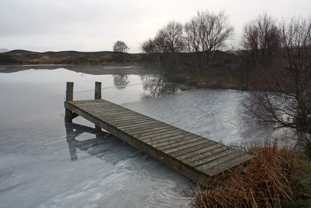 Jetty, Loch Mhic Leoid