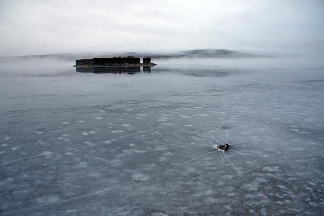 Frozen Lochindorb