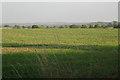 SP1263 : Arable field south of Upper Wawensmoor by Robin Stott