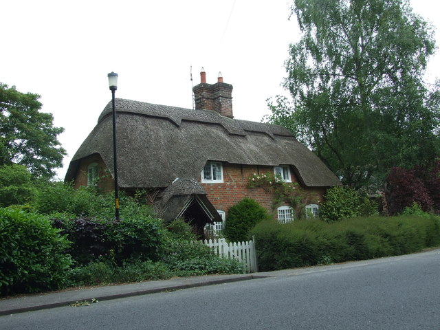 Thatched Cottage, Canford Magna