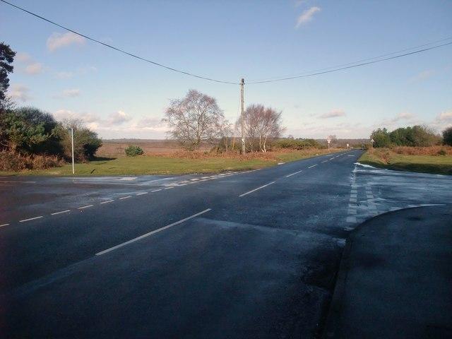 Cross Ways, Thorney Hill