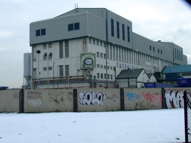 Tate & Lyle factory