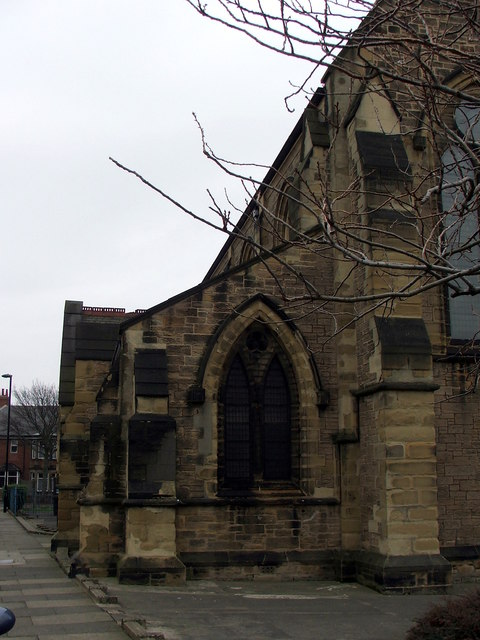 Church of St Augustine, North Shields