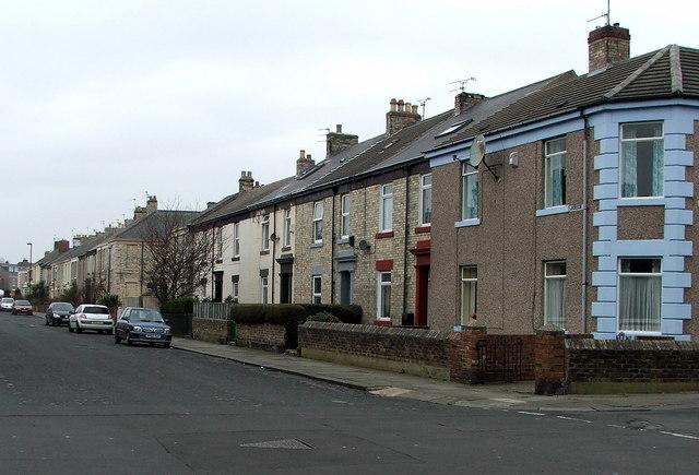 Jackson Street, North Shields