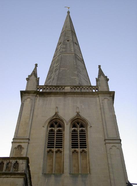 St Nicholas spire