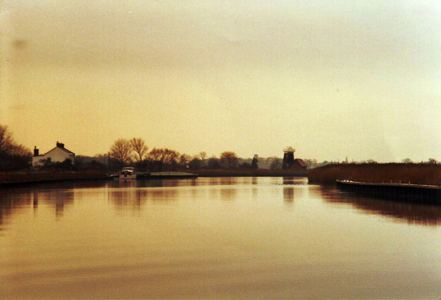 River Yare, Reedham Ferry