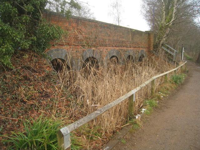Flow Arch - Fleet Pond
