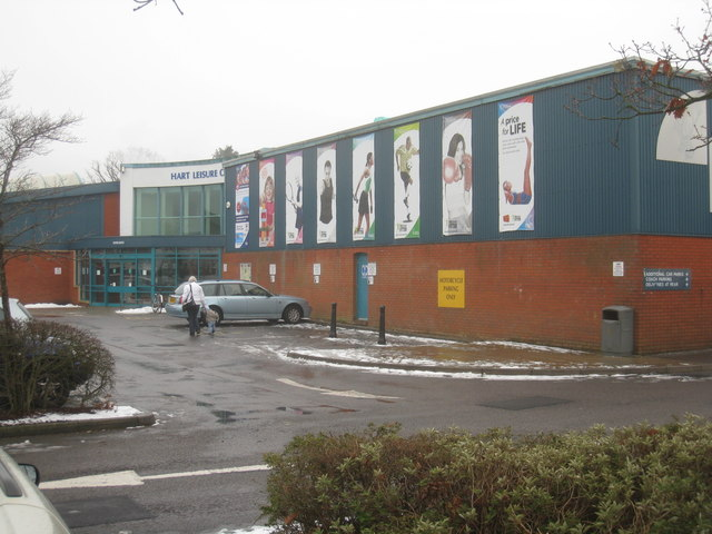 Hart Leisure Centre