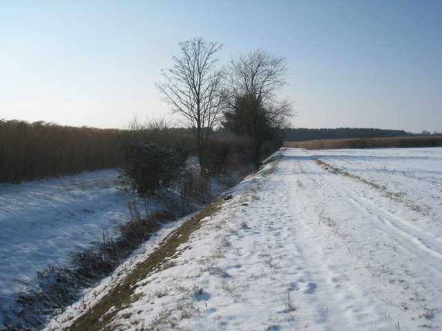 Bridleway to Usselby