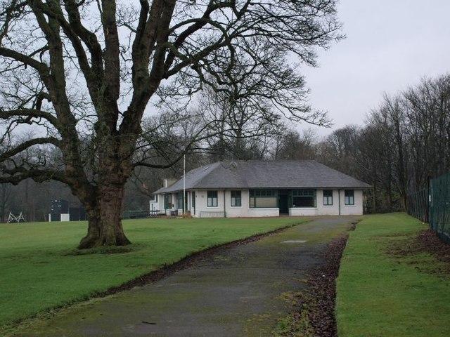 Poloc Cricket Club clubhouse
