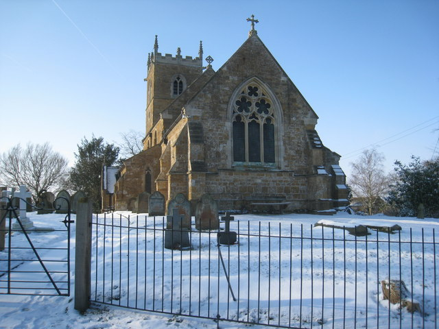 St. Mary's Claxby