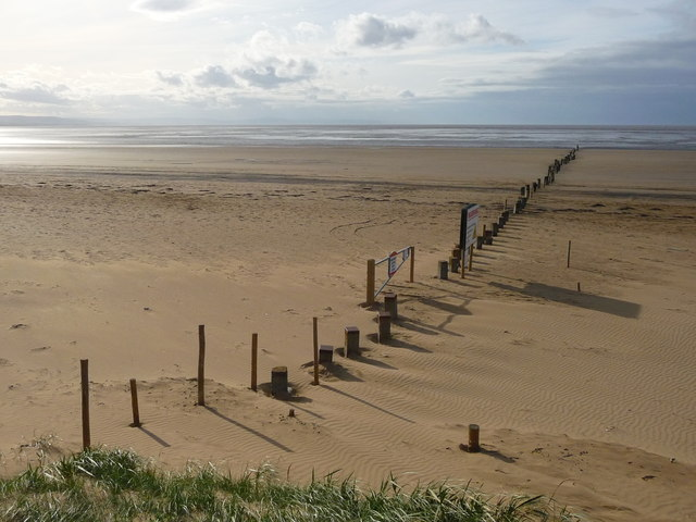 Berrow - Beach Divider