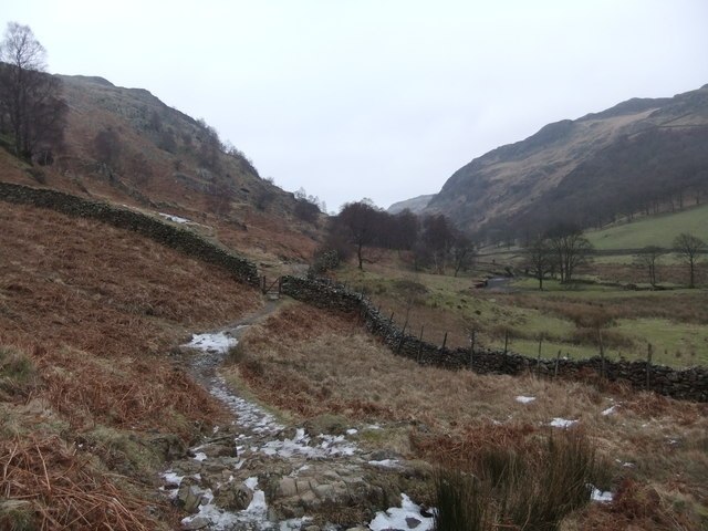 Path near Watendlath