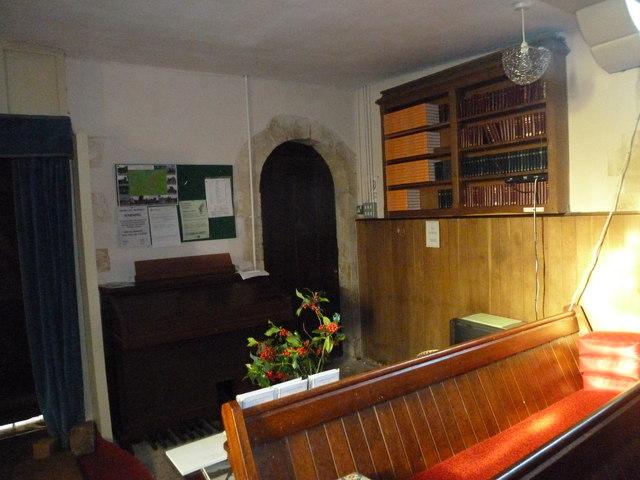 A late November visit to St Nicholas, Newnham (19)