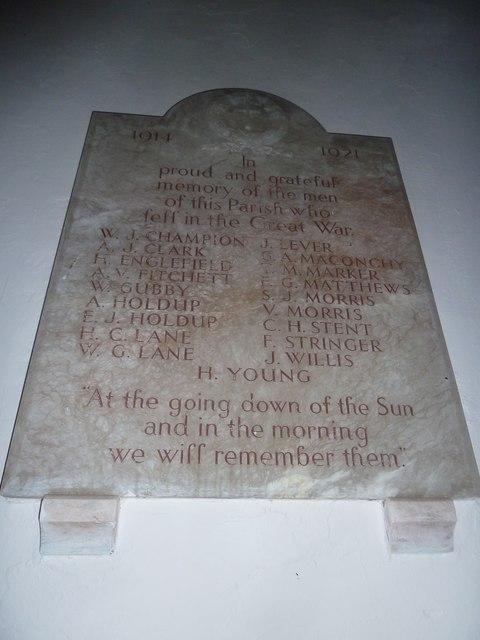 A late November visit to St Nicholas, Newnham (26)
