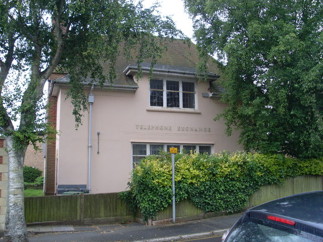 Shanklin Telephone Exchange (1)