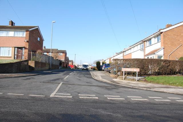 Ashbourne Road, Little Bloxwich