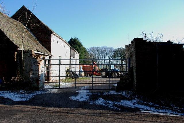 Smallholding, Fishley Lane, Little Bloxwich