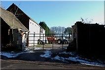 SK0003 : Smallholding, Fishley Lane, Little Bloxwich by Mick Malpass