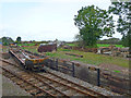 SS9944 : Dunster - Sidings by Chris Talbot
