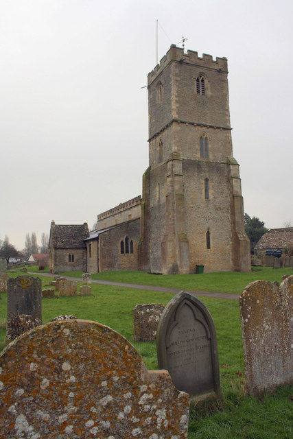 St Denys' Church and grave yard