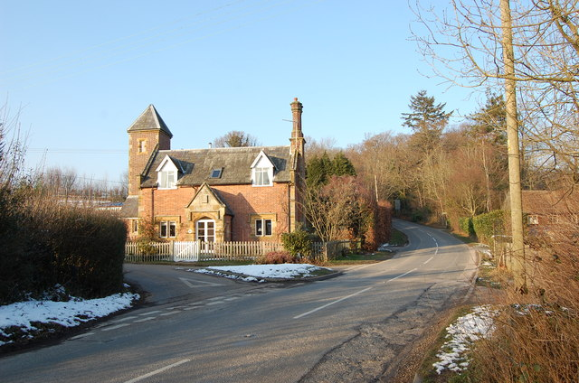 House at Bedgebury Cross