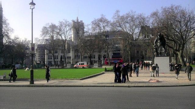 Parliament Square London
