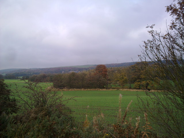 View over the Valley