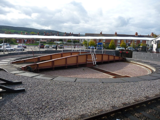 Minehead - Turntable