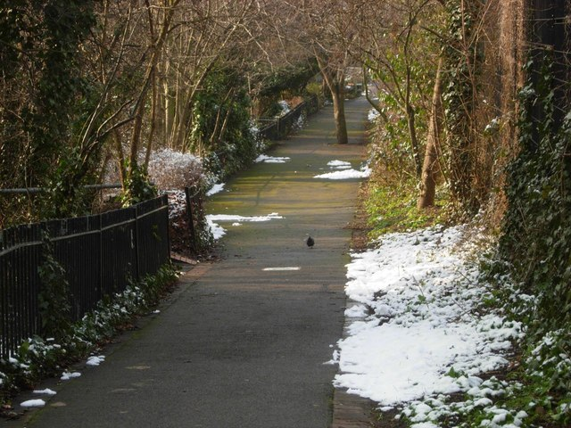 Path to Caledonian Road