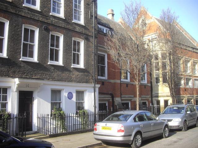 14 Barton Street Westminster