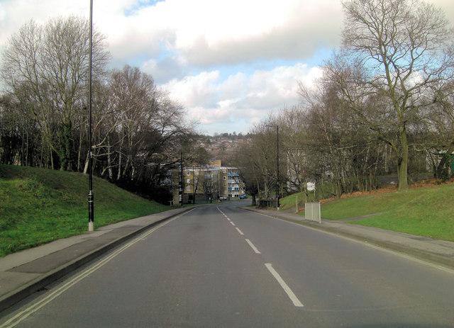 Warburton Road northern end