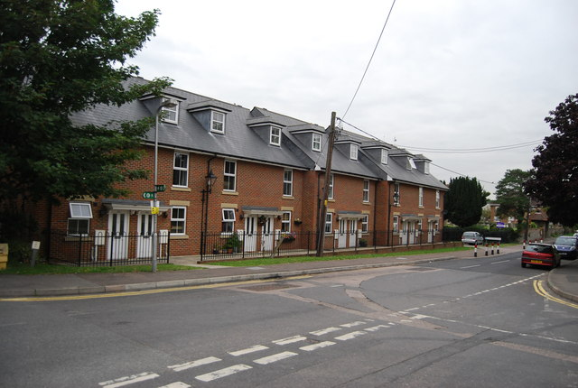 Row of houses, Wouldham