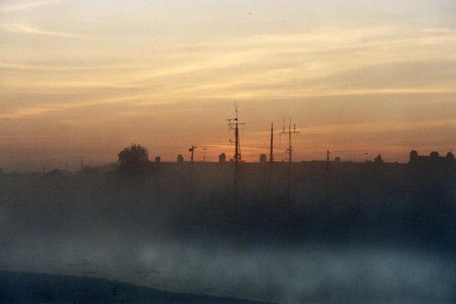 Morning Mist on the Lake 3
