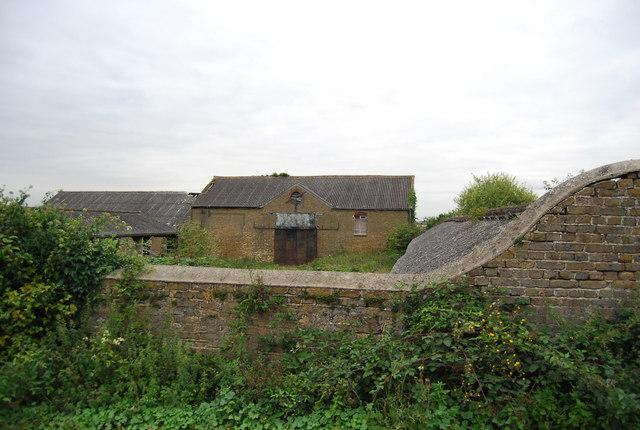 Barn, School Farm
