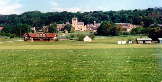 Ambleforth Abbey & College